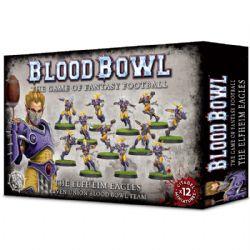 BLOOD BOWL -  THE ELFHEIM EAGLES - ELVEN UNION BLOOD BOWL TEAM