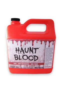 BLOOD -  HAUNT BLOOD GALLON - 3.8 L