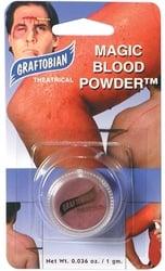 BLOOD -  MAGIC BLOOD POWDER - 0.036 OZ/1 GM
