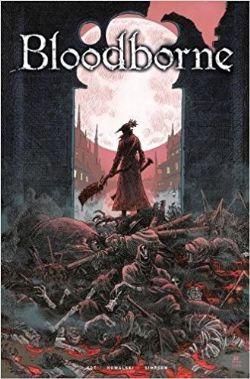 BLOODBORNE -  THE DEATH OF SLEEP TP