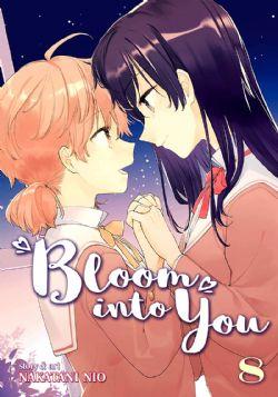 BLOOM INTO YOU -  (ENGLISH V.) 08