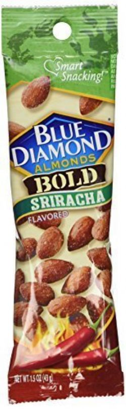BLUE DIAMOND ALMONDS -  SRIRACHA