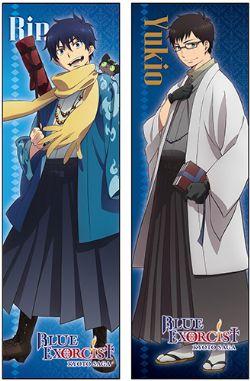 BLUE EXORCIST -  DAKIMAKURA - RIN AND YUKIO BODY PILLOW