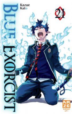 BLUE EXORCIST -  (FRENCH V.) 21