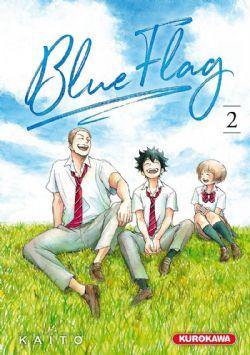 BLUE FLAG -  (FRENCH V.) 02