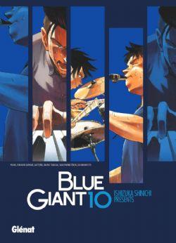 BLUE GIANT -  (FRENCH V.) 10