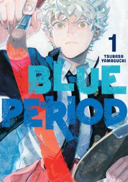 BLUE PERIOD -  (ENGLISH V.) 01