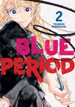 BLUE PERIOD -  (ENGLISH V.) 02