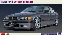 BMW -  320I WITH CHIN SPOILER - LIMITED EDITION - 1/24