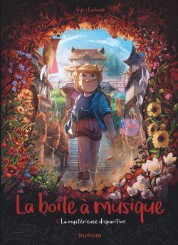 BOÎTE À MUSIQUE, LA -  LA MYSTÉRIEUSE DISPARITION 04