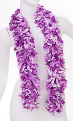 BOA -  FEATHER FREE ORIGINAL BOA - LUAU PURPLE