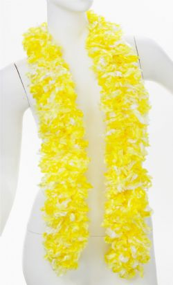 BOA -  FEATHER FREE ORIGINAL BOA - YELLOW