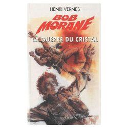 BOB MORANE -  LA GUERRE DU CRISTAL (GRAND FORMAT)