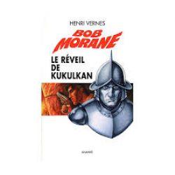 BOB MORANE -  LE RÉVEIL DE KUKULKAN (GRAND FORMAT) 170