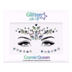 BODY JEWELS -  SKY ADHESIVE FACE JEWELS STICKER - COSMIC QUEEN