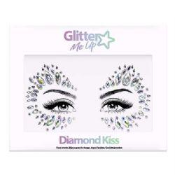 BODY JEWELS -  SKY ADHESIVE FACE JEWELS STICKER - DIAMOND KISS
