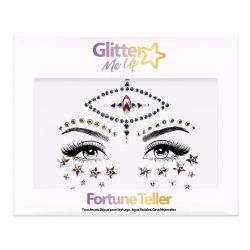 BODY JEWELS -  SKY ADHESIVE FACE JEWELS STICKER - FORTUNE TELLER
