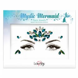 BODY JEWELS -  SKY ADHESIVE FACE JEWELS STICKER - MYSTIC MERMADE