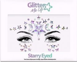 BODY JEWELS -  SKY ADHESIVE FACE JEWELS STICKER - STARRY EYED