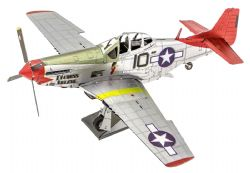 BOEING -  TUSKEGEE AIRMEN P-51D MUSTANG - 2 SHEETS