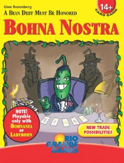 BOHNANZA -  BOHNA NOSTRA (ENGLISH)