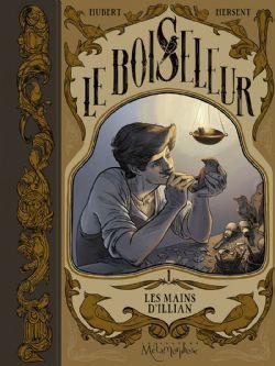 BOISELEUR, LE -  LES MAINS D'ILLIAN 01