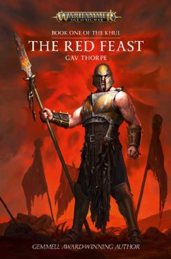 BOOK ONE OF THE KHUL : THE RED FEAST (ENGLISH)