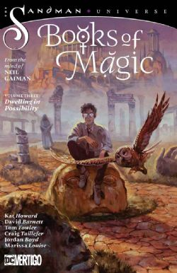 BOOKS OF MAGIC -  DWELLING IN POSSIBILITY TP -  THE SANDMAN UNIVERSE 03