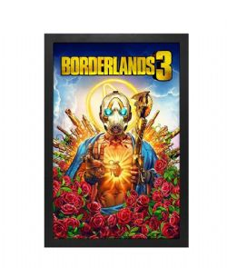 BORDERLANDS -  BANDIT ROSES FRAME (13