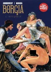 BORGIA -  L'INTÉGRALE (TOMES 01 À 04 - NOUVELLE ÉDITION)