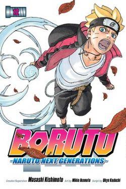 BORUTO - NARUTO NEXT GENERATION -  (ENGLISH V.) 12