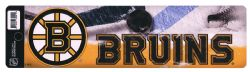 BOSTON BRUINS -  BUMPER STICKER (2018-19)