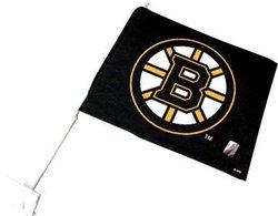 BOSTON BRUINS -  CAR FLAG