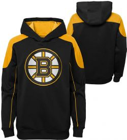 BOSTON BRUINS -  HOODIE FOR KID (S-8) -  CHILDREN'S CLOTHING HOCKEY