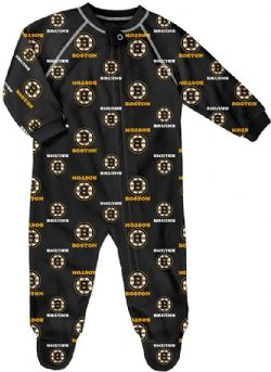 BOSTON BRUINS -  PYJAMA FOR KID -  CHILDREN'S CLOTHING HOCKEY