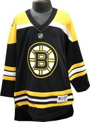 BOSTON BRUINS -  REPLICA JERSEY