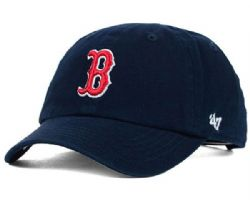 BOSTON RED SOX -  ADJUSTABLE CAP - BLUE (YOUTH)
