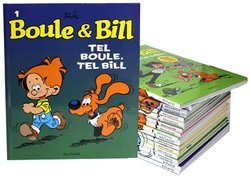 BOULE ET BILL -  COLLECTION 36 ALBUMS