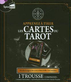 BOX -  APPRENEZ À TIRER LES CARTES DU TAROT