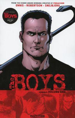 BOYS, THE -  OMNIBUS TP 01