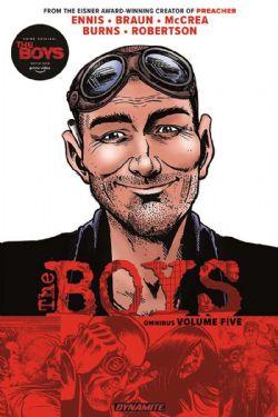 BOYS, THE -  OMNIBUS TP 05