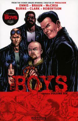 BOYS, THE -  OMNIBUS TP 06