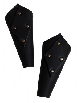 BRACERS -  CHILDREN BRACERS - DIAMOND - BLACK