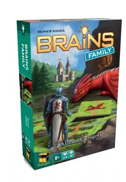 BRAINS -  FAMILY (FRENCH)