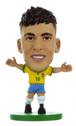 BRAZIL NATIONAL FOOTBALL TEAM -  NAYMAR JR. MINI FIGURE