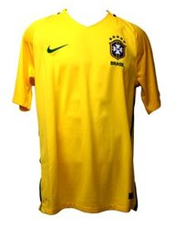 BRAZILIAN FOOTBALL CONFEDERATION -  REPLICA YELLOW JERSEY