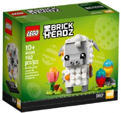 BRICK HEADZ -  EASTER SHEEP (192 PIECES) 40380