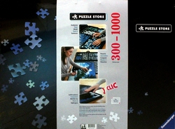 BRIEFCASES -  BRIEFCASE STORAGE OF PUZZLE (UP TO 1000 PIECES)