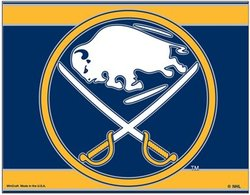BUFFALO SABRES -  REMOVABLE AND REUSABLE STICKER