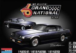 BUICK -  1987 GRAND NATIONAL 1/24 (HARD)